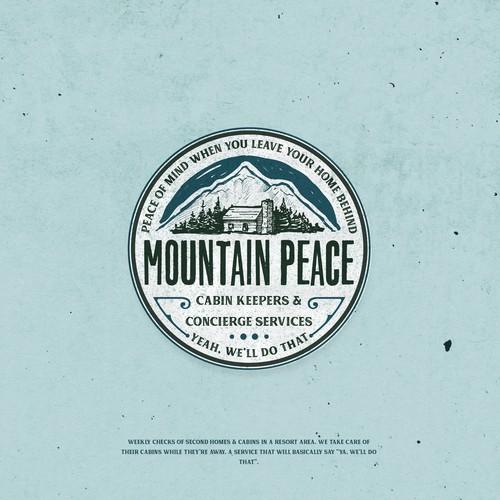 Mountain peace