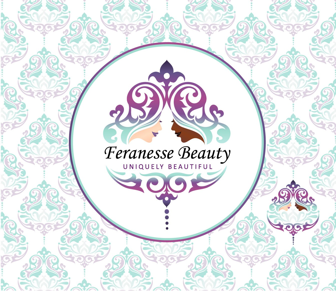 Create a luxourous makeup logo thats creative, sophisticated & speaks beauty for a makeup line.