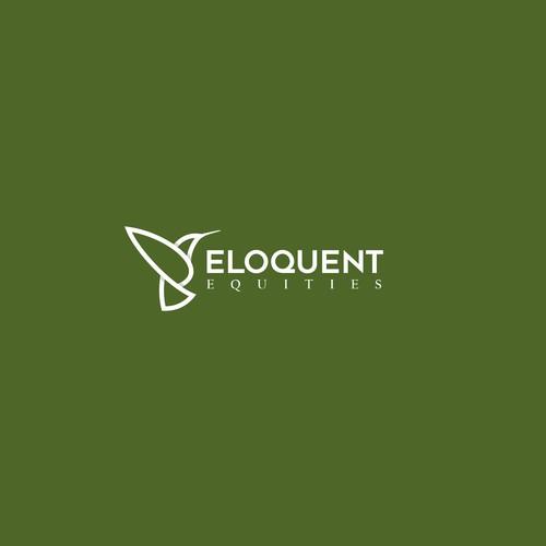 Eloquent Equities Logo Design