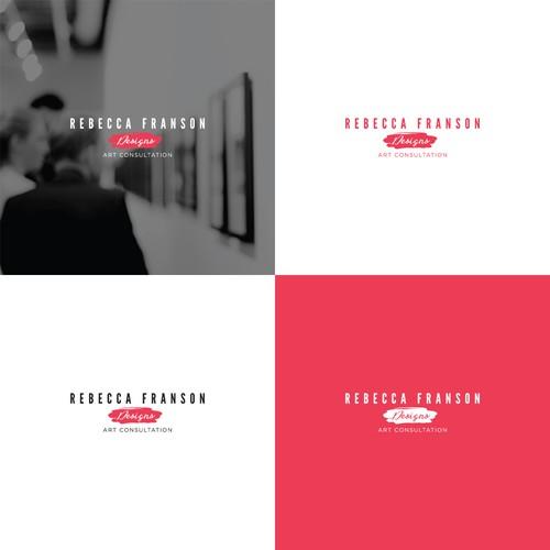 Rebecca Franson Design — Logo