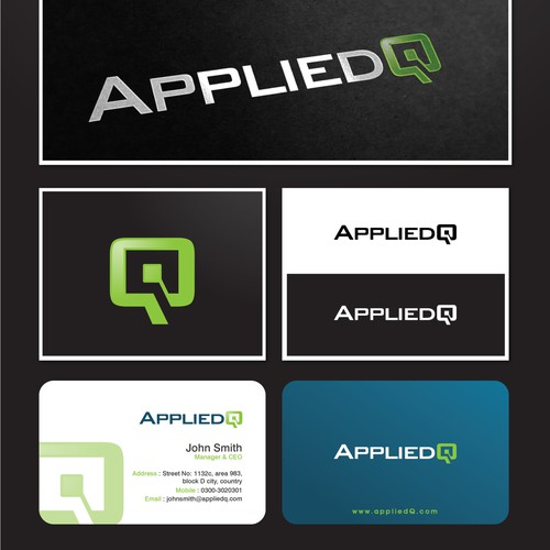 Logo Concept for AppliedQ