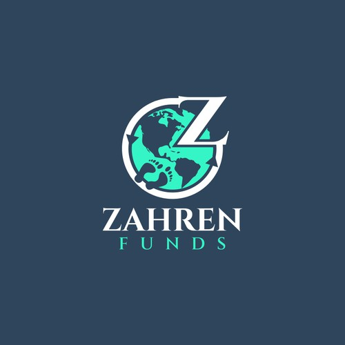 Zahren Funds Logo design