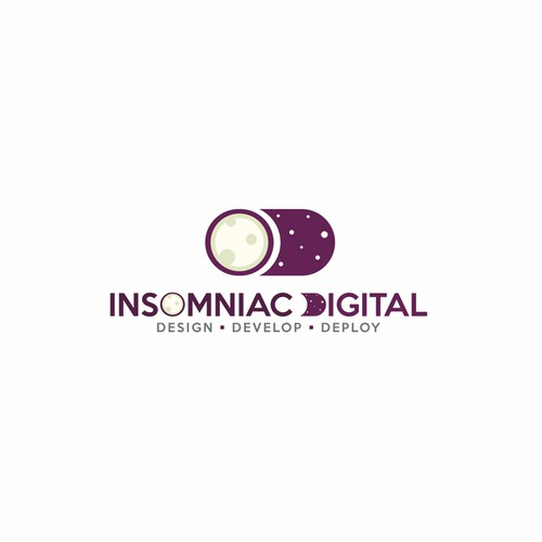 Create a Simple, Distinct and Timeless tech logo (and brand) for Insomniac Digital