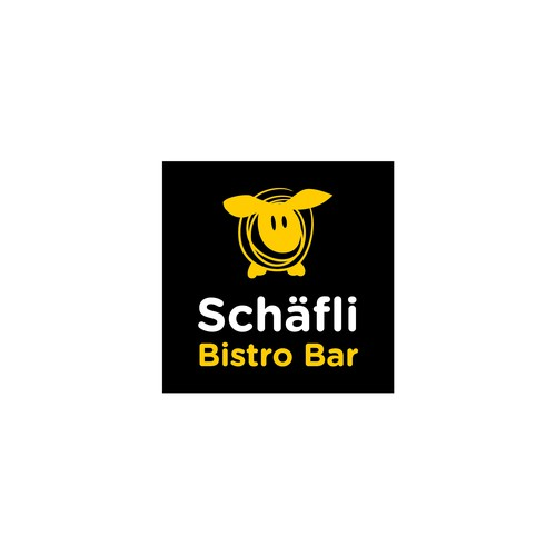 Design for Swiss bistro bar