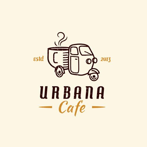 logo for Urbana Cafe