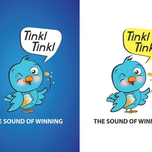 Winners need a winning logo - TinklTinkl