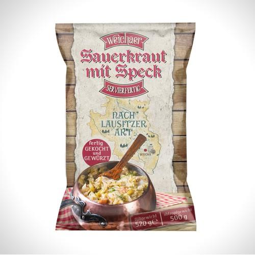 Weichaer - Sauerkraut mit Speck