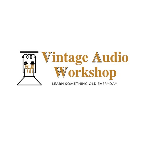 Audio repair forum concept