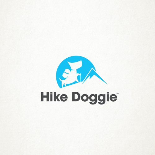 Logo for Dog Trekking Service