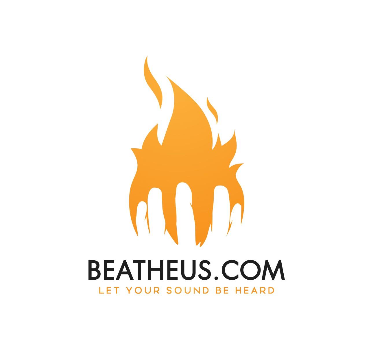 design a logo for an audio website