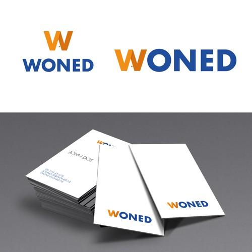 Woned logo