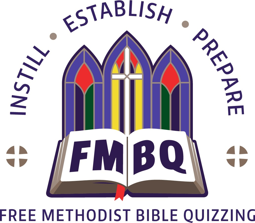 Free Methodist Bible Quizzing needs a powerful new logo