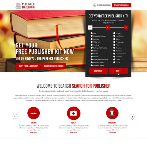 Publisher Match