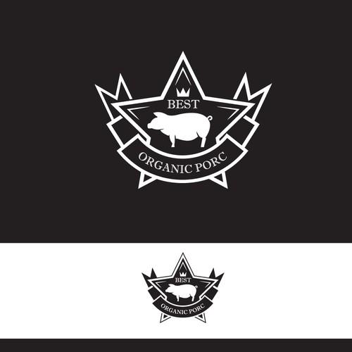 Organic Porc logo