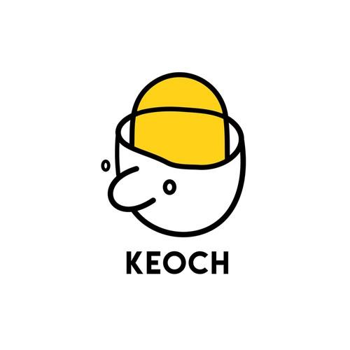KEOCH Logo Design