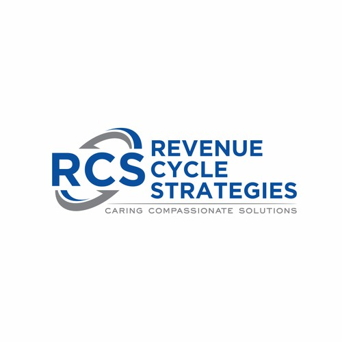 Creating a trustworthy logo for Revenue Cycle Strategies