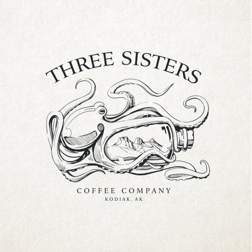 Three Sisters Company Logo