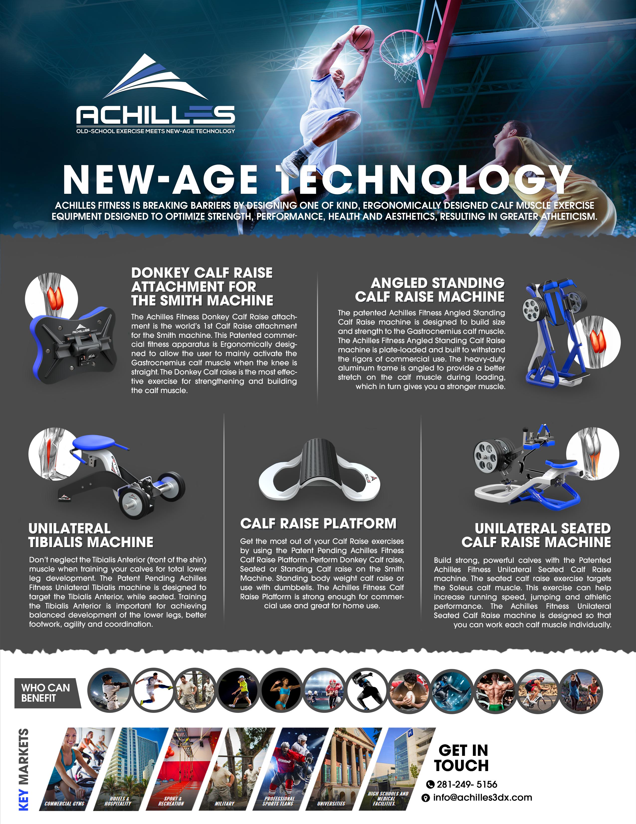 Achilles Fitness_Sales sheet
