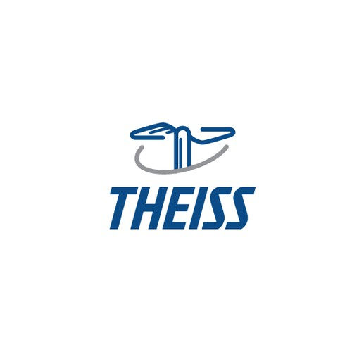 Theiss aviation logo