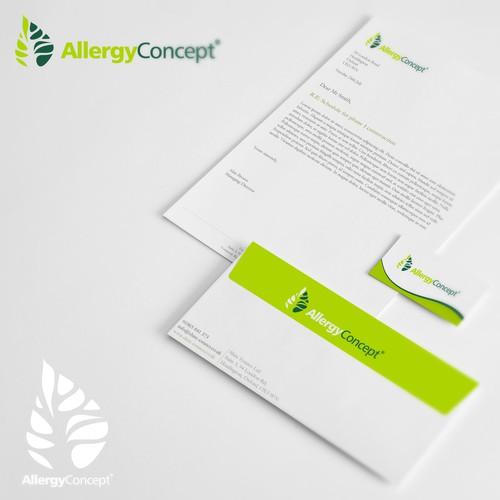 WANTED: Original and Unique Logo for Allergy Company.