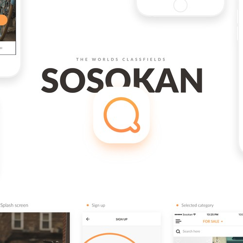Classfields by Sosokan - Ad posting app