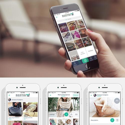 Retail App Redesign