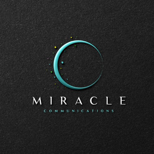 Fun logo for Miracle Communications