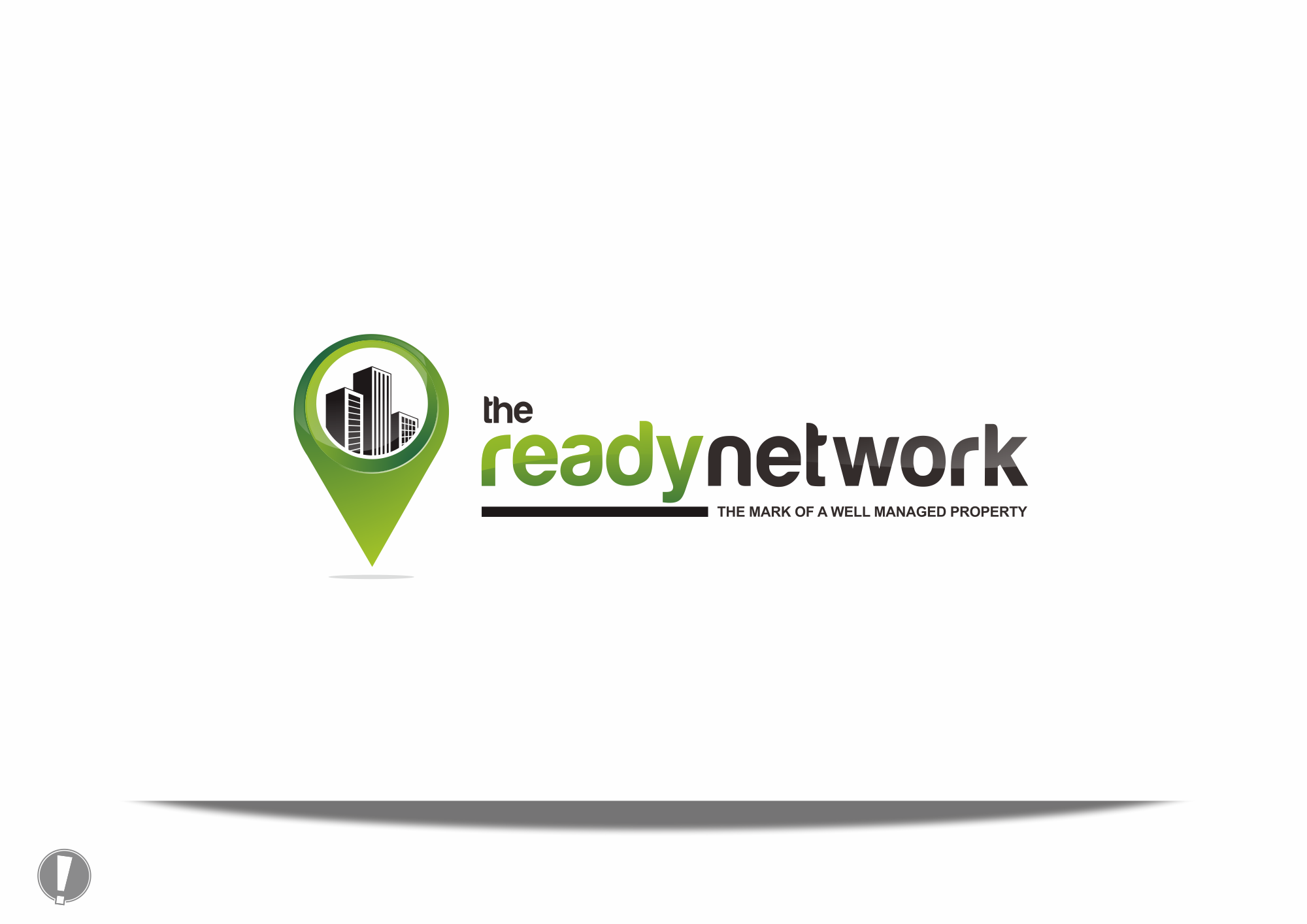 Start a revolution! Design the logo to launch The Ready Network