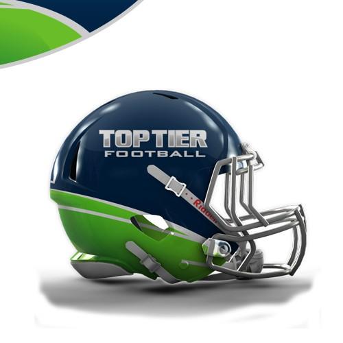 Create the new Top Tier Football logo