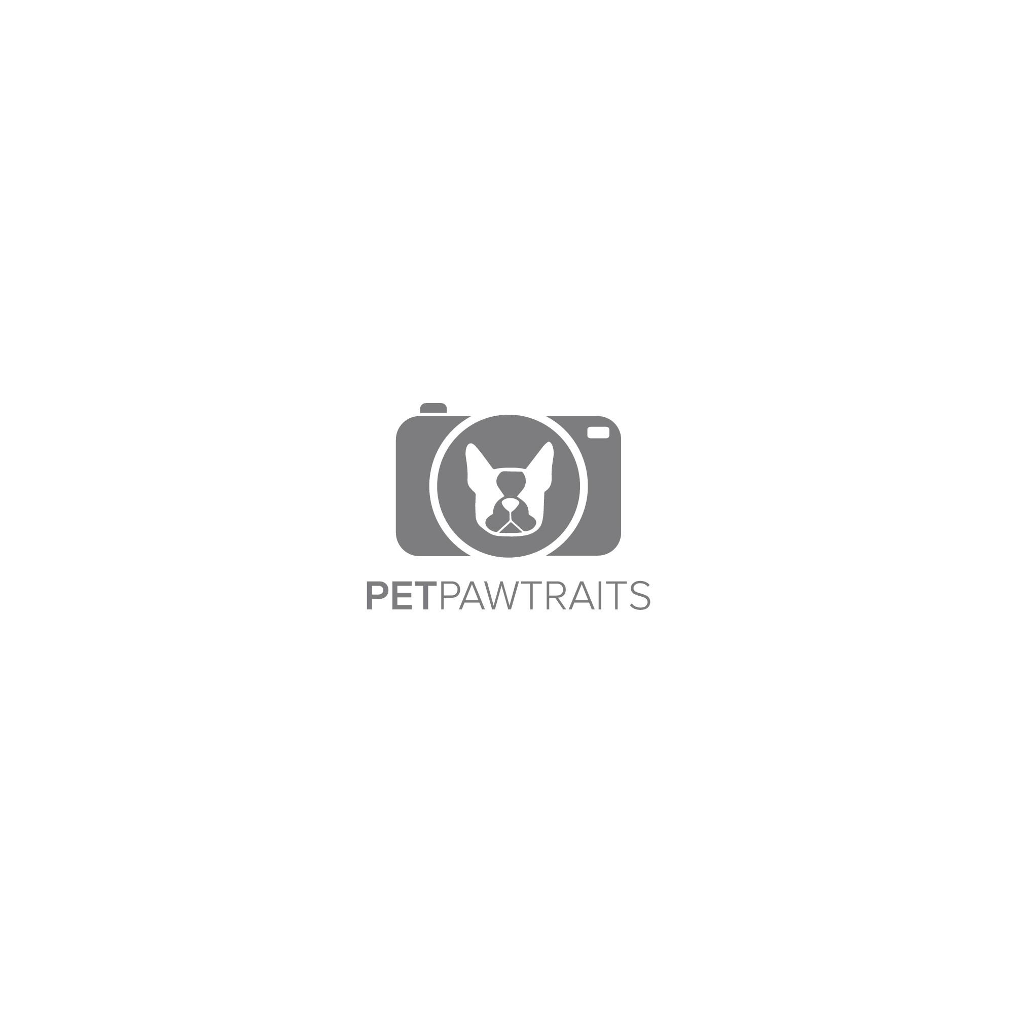 Logo design for pet photography