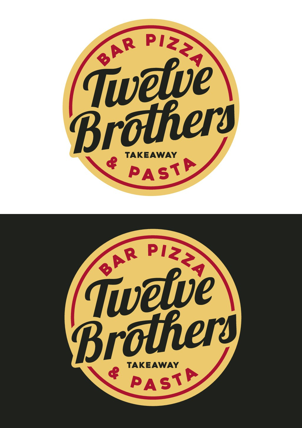 We are an all new pizza and pasta brand in Toronto looking for an engaging brand identity