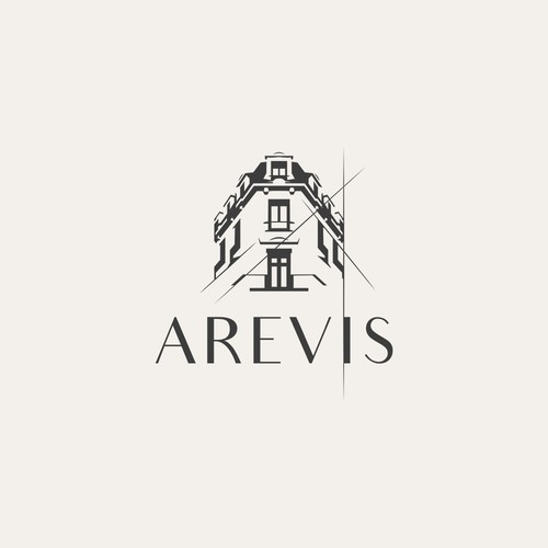 Logo for a company in the field of real estate