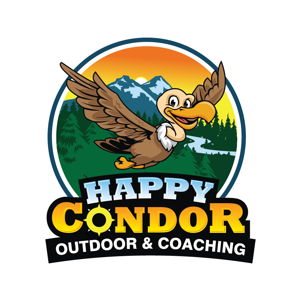 Make a Great Condor for Outdoor Nature Experiences & Coaching