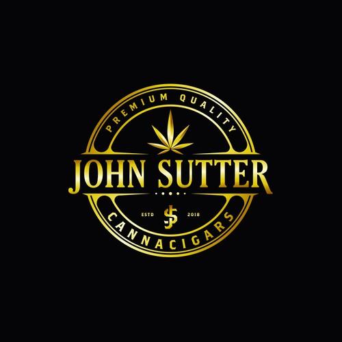Crea il logo per il nostro sigaro sfruttando eleganza e colpo d'occhio