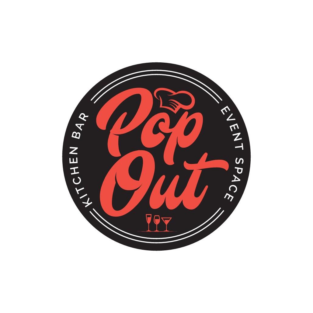 Need Fun Logo for Pop-up Kitchen & Bar!