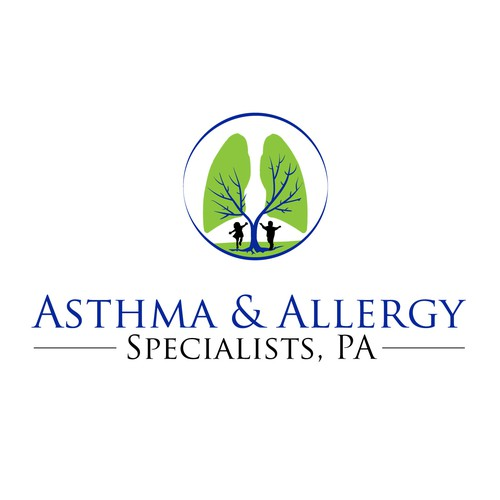 Asthma and Allergy Doctor needs logo for Practice
