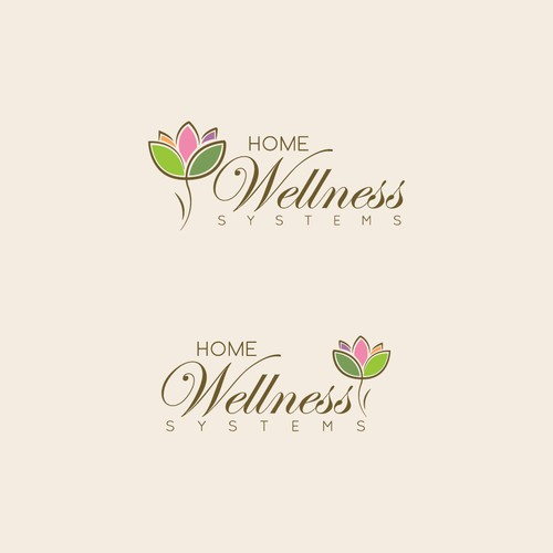 Home Wellness logo