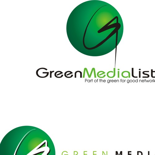 Green Media List Website Needs a Logo!
