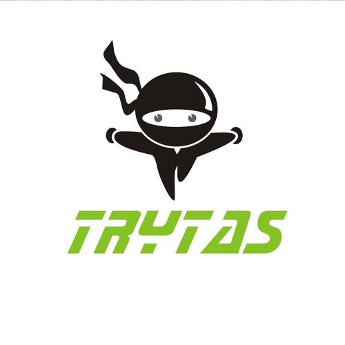 Simple Ninja concept for trytas