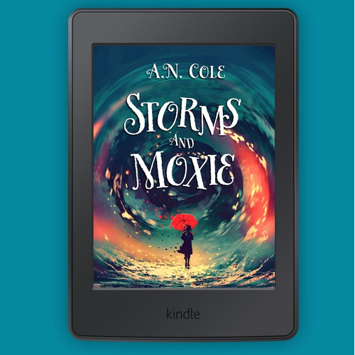 Storms and Moxie Book Cover