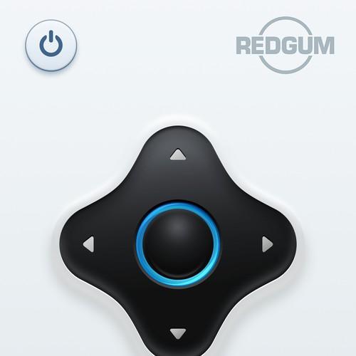 Create a single-screen remote control application