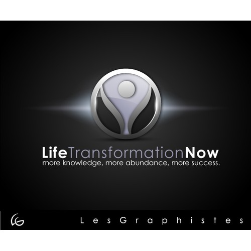 """Logo For """"Life Transformation Now"""" Membership Site..."""