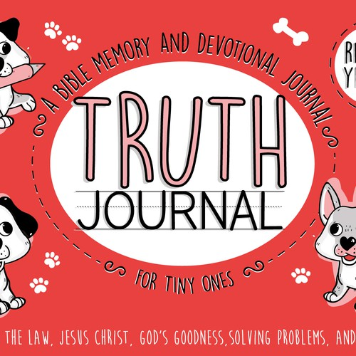 """Truth trackers"" journal cover (2)"