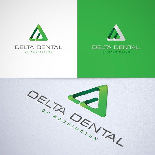 Logo concept for 'Delta Dental'