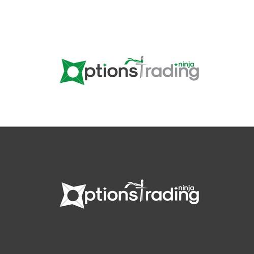 Logo for web trading