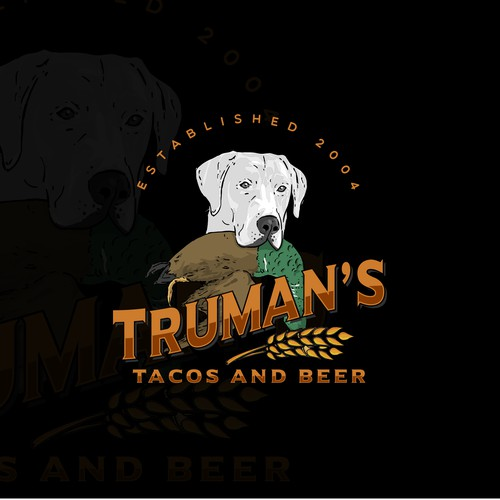 Logo entry for Truman's Tacos and Beer