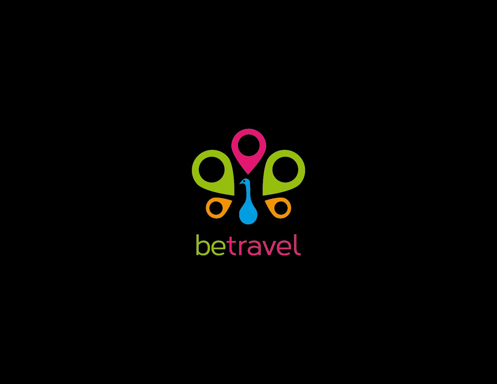 Logodesign beTravel agency