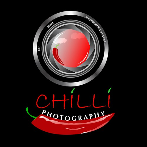 Help chilli  photography  with a new logo
