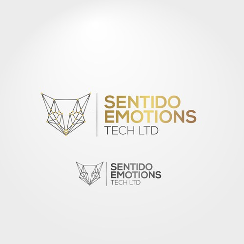 Logo proposal for Sentido Emotions