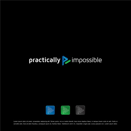 Need a logo to help make the impossible seem practical - Practically Impossible